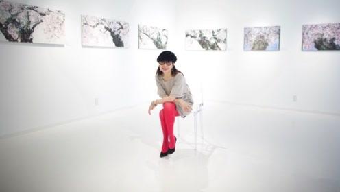 从企业经营风云人物到艺术家成功蜕变,她不一样的人生