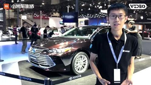 没有人在想念皇冠,一汽丰田新旗舰亚洲龙终于来了!