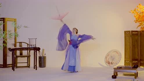 仙剑柳梦璃cos舞蹈:深知身在情长在前尘不共彩云飞