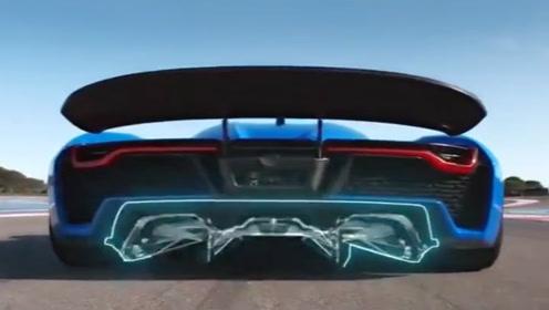 中国制造!电动跑车号称世界最快