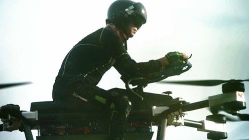 农村大叔自学机械,卖房造出国内第一台飞行摩托,BBC、NHK争相报道