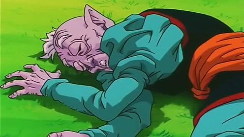 龙珠Z:老界王神突然死而复生,悟空正伤心呢,被吓一跳