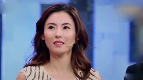 张柏芝曾承认结婚只为生孩子 老公出轨也无所谓