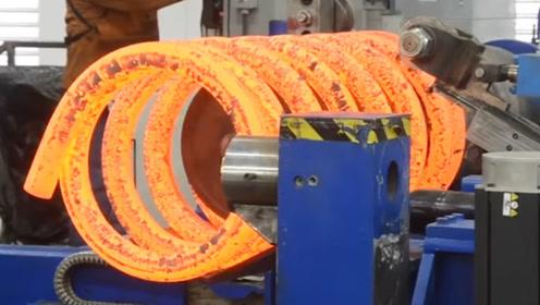 一向以严谨著称的德国工厂,是如何生产曲轴的?