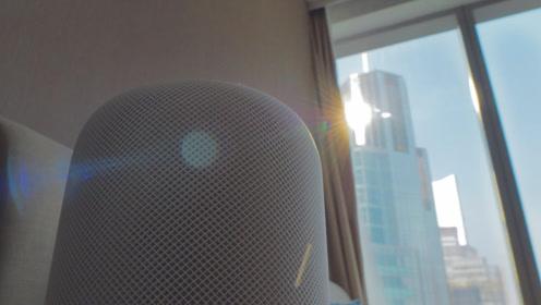 苹果 HomePod 国行版抢先美妙音乐旅程快速上手体验