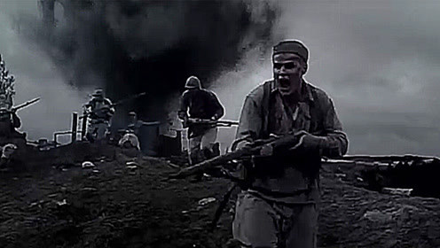 俄罗斯超火战争片中的列宁格勒战役,无比残酷,普京哥哥都死在这