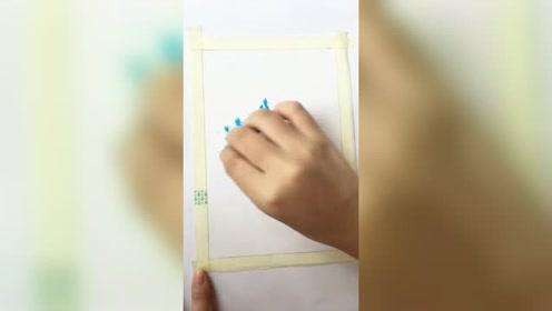 超简单的画,你们喜欢吗