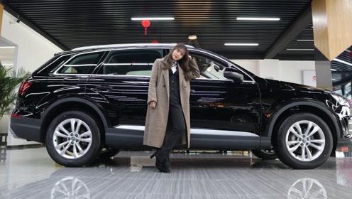卖不过X5又怎样?50万出头的新奥迪Q7,依旧是豪华SUV中的实力派