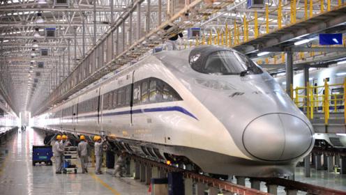 中国成功研制出全球首套高铁自动驾驶系统,中国高铁将迎来新时代