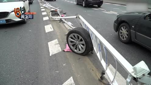 杭州特斯拉发生事故