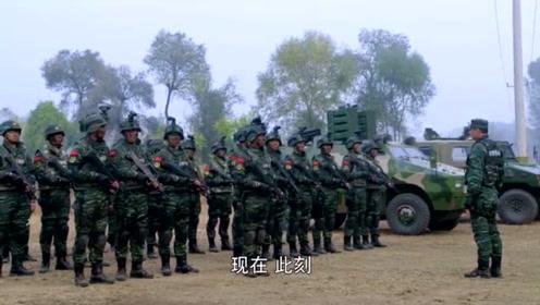 杨灿要离开神鹰特战队,但是他不服,不想离开。