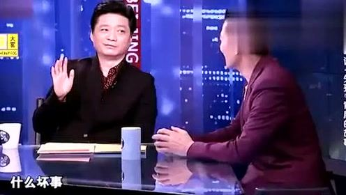 崔永元问刘德华:成龙儿子犯错误,你怎么看?华仔的回答够义气