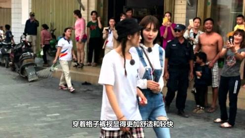 杨超越和沈梦辰同框网友:确定不是亲姐妹吗