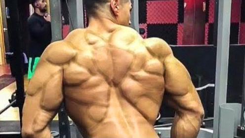 17岁开始健身,5年变身成肌肉型男!体脂率爆低肌肉还能拉丝