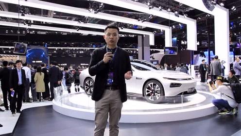 2019上海车展 轴距达3米 体验颠覆市场的四门电动轿跑小鹏P7