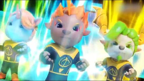 乔贝利吸收了元灵之心的力量,梦幻队能否成功战胜他呢?
