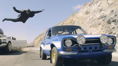 好莱坞专业级飙车教学,跑车这么开才够刺激。