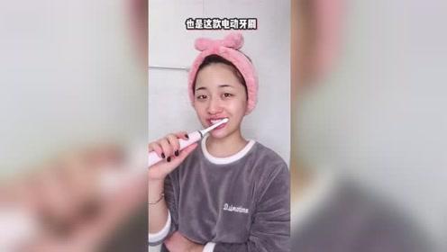 陈伟霆都在用的电动牙刷,必须安排!