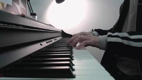 翻唱隔壁老樊《我曾》,这首民谣听碎了多少人的心,听听钢琴版