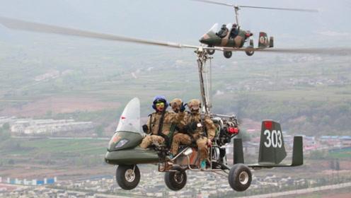 """中国这款""""三轮战机""""号称永不坠落,坦克见了为什么都要绕着走?"""