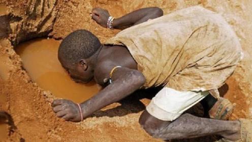 非洲人为什么宁愿饿死也不种地,渴死也不挖井?看完真是长见识了