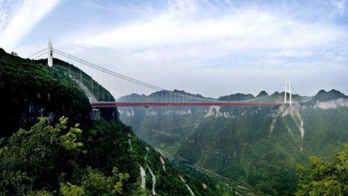 中国桥梁史上的奇迹,关键时刻动用军事力量,欧美根本不敢想