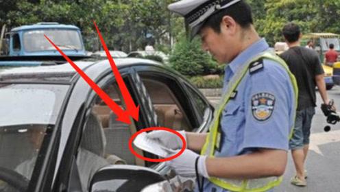 交警通知:发现这种情况,即便副驾没人,依然罚款200元扣3分