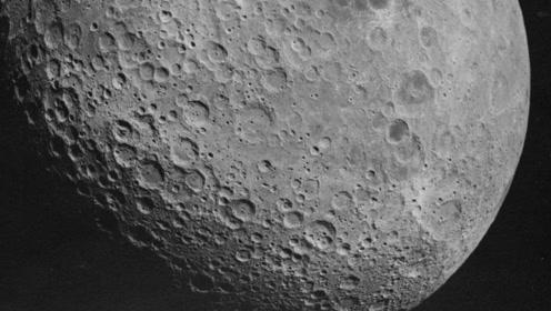 不管多大撞击,为何月球陨石坑深度都一样?月球真是空心的?