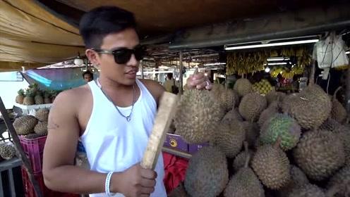 去泰国吃海鲜和榴莲,100块钱吃到吐,说贵的是找错地方了吗?