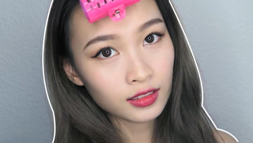肤色暗淡怎么改善?画一款白皙细腻妆容,网友:这脸自带美颜功能