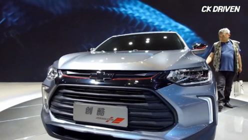 比本田CRV更帅的合资SUV,LED大灯、全景天窗样样有!