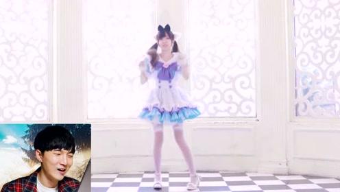 舞蹈:超萌小姐姐跳 我们一起喵喵喵,好想把她装进口袋里带走!