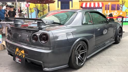 这两辆经典的日产GTR,车迷最喜欢