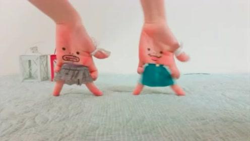 手指舞姐妹花SOFY RUBY《Twinkle》