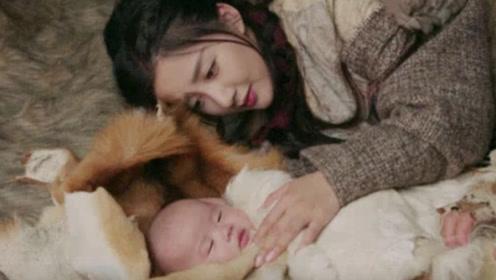 白发:痕香艰难生女,付筹却千方百计要杀母女俩,容乐这举动绝了
