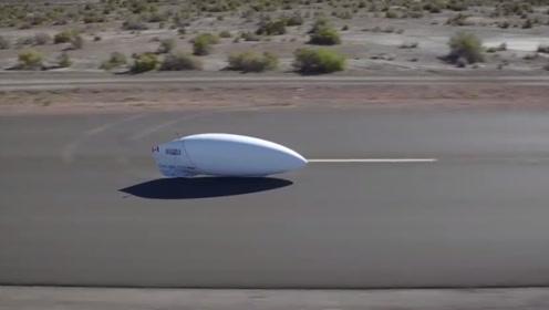 世界上最快的自行车,最快时速144公里,超速了会开罚单吗?