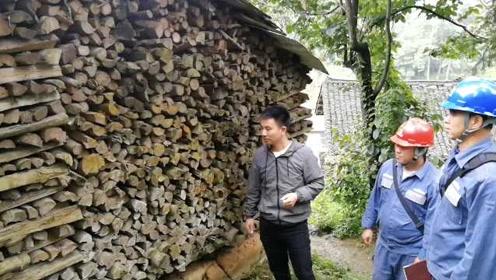 以电代火:电网通村寨,柴堆遍青苔