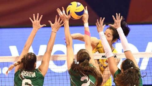 中国女排决赛对手预定!一队被中国零封,一队零封中国,怎么打?