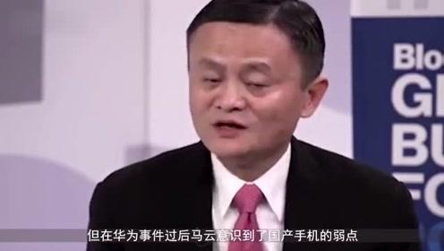 """华为事件过后,马云一举拿下5家芯片,做属于自己的""""中国芯"""""""