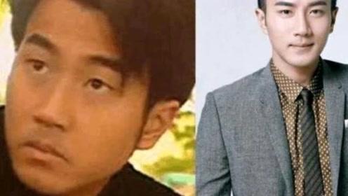 明星出道前的旧照,刘恺威和帅哥不沾边,张杰的外形完全是土
