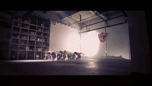 钢管舞作品《战火青春》