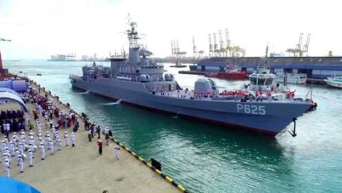 中国援赠护卫舰将成为斯里兰卡打击贩毒走私的中坚力量