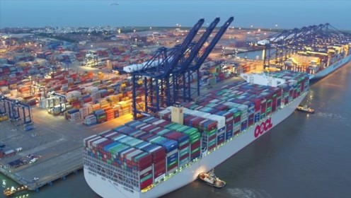 英国怎么了?货轮被拦中国港口,货物全销毁,中国:这点没得商量