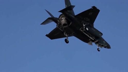 黑科技十足的F-35战斗机,动力系统堪称一绝