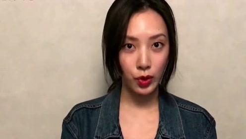 高圆圆力捧的美女演员,舒淇夸她漂亮,如今与鹿晗搭档会走红吗?