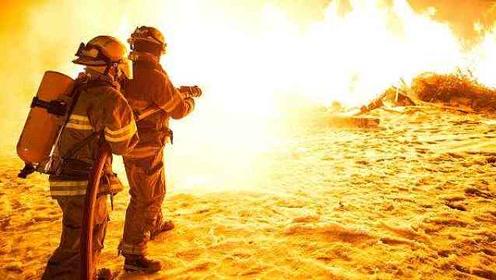 报告:美国人最快乐的职业是消防员