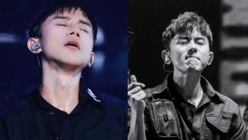 张杰自曝演唱会闭眼原因,你以为是被歌声陶醉,其实是睁不开眼