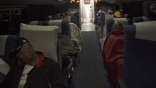 美国铁路客运真的有那么差?虽然体验还可以,但是太慢了!