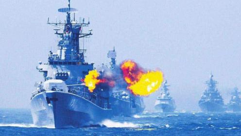 日本将北方四岛纳入版图后,俄军在日本海开火,导弹击沉2艘靶船