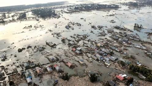 80万人紧急撤离,日本狂下24小时大暴雨,即将被海水淹没!
